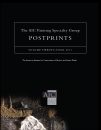 Paintings Group Postprints Vol. 24 (2011) Electronic