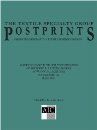 Textile Group Postprints Vol. 17 (2007) Electronic