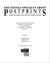 Textile Group Postprints Vol. 21 (2011) Electronic