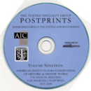 Textile Group Postprints Vol. 19 (2009) Electronic