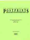 Textile Group Postprints Vol. 11 (2001) Electronic